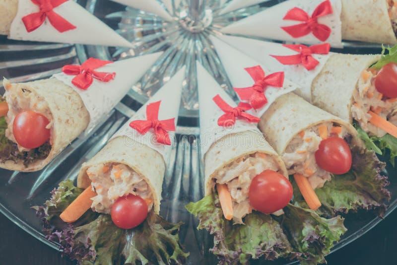 Tuna Sandwich fotos de archivo