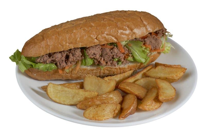 Tuna Sandwich photos libres de droits