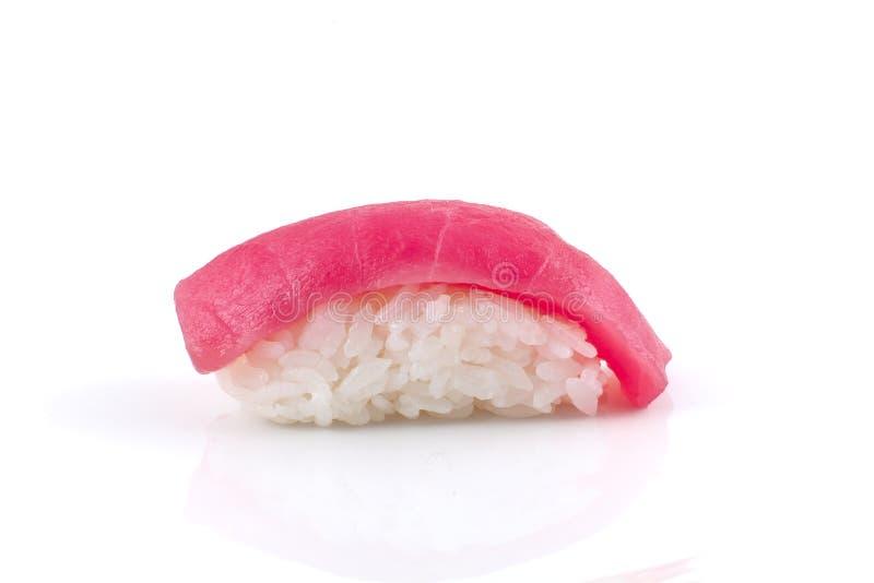 Tuna Sushi fotografía de archivo libre de regalías