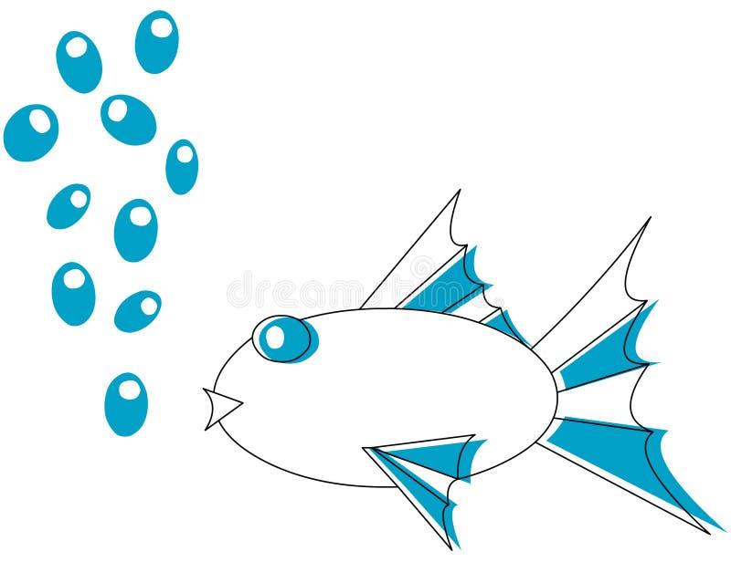 Download TunAquatica stock vector. Illustration of coloring, tuna - 163752