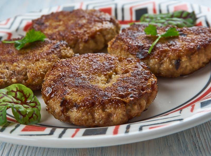 Tunday Ke Kebabs стоковые изображения