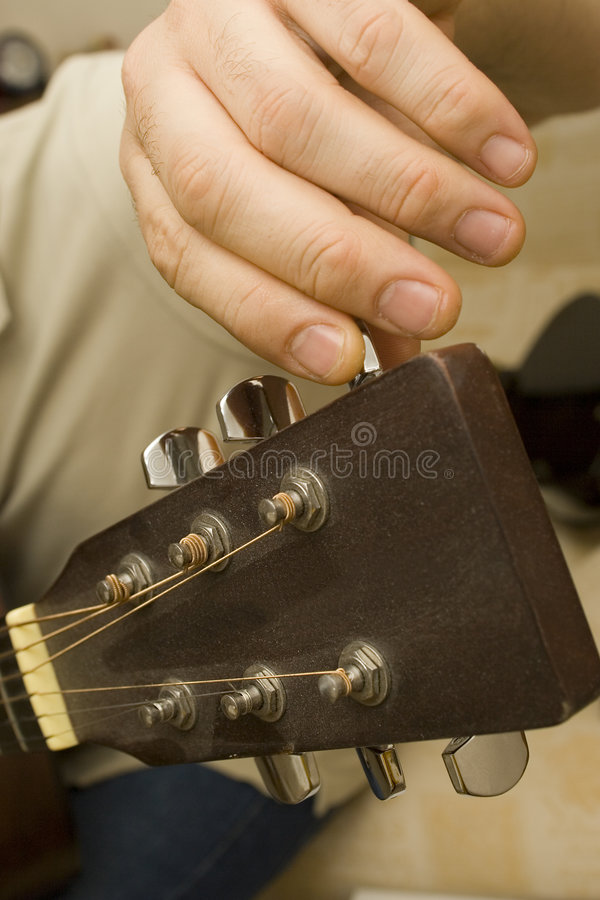In Tune stock image
