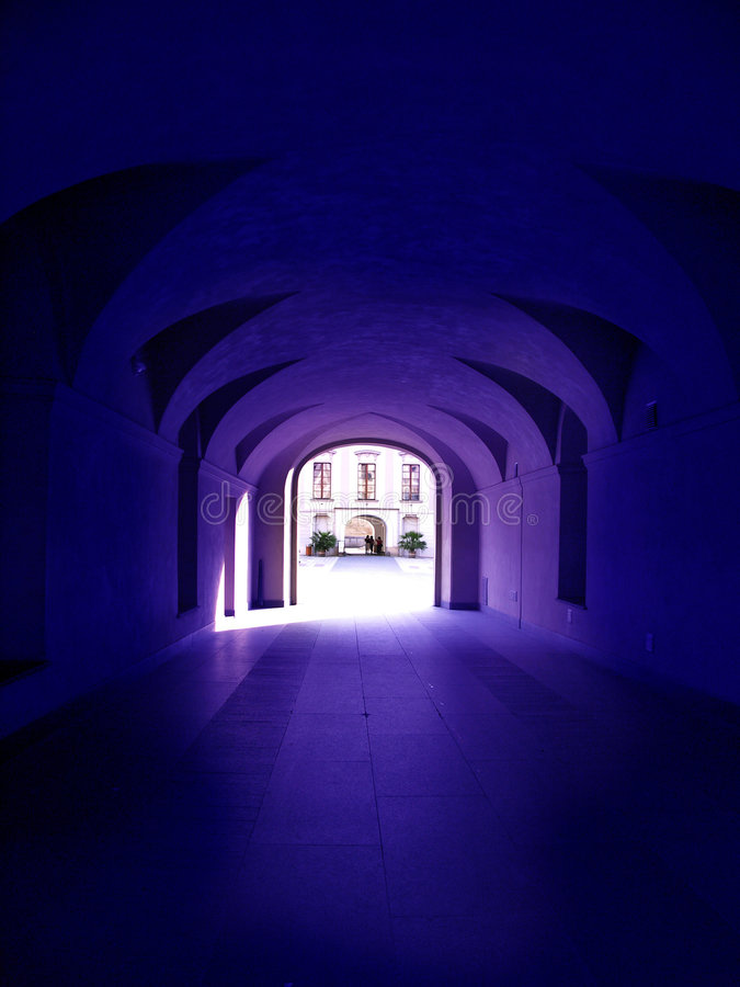 Tunel stock afbeeldingen