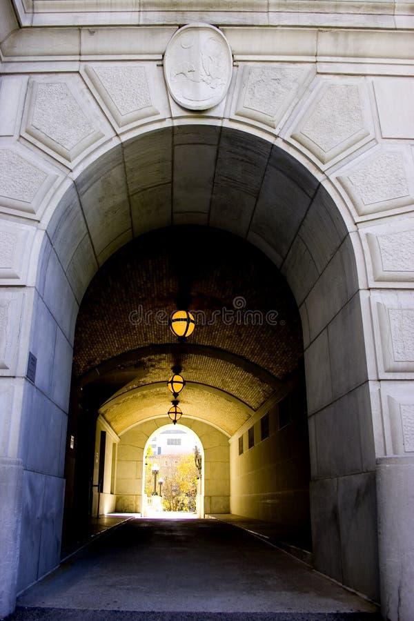 Download Tunel obraz stock. Obraz złożonej z wallaby, korytarze, tunel - 39231