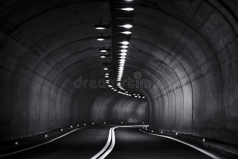 Tunel Fantastico royalty free stock photos