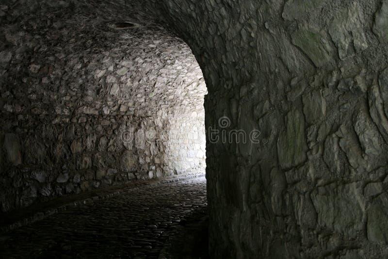Tunelowy Hohentwiel zdjęcie stock