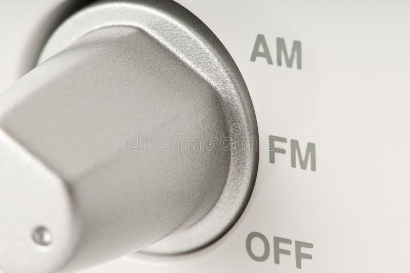 Tuner par radio photos stock