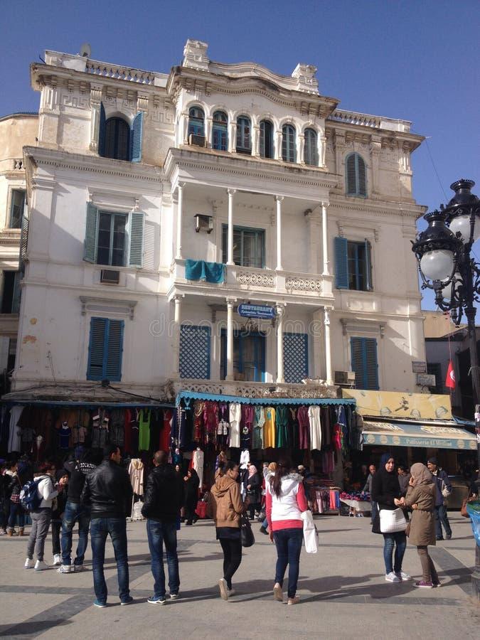 Tunesië, Tunis stock fotografie