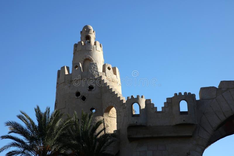 Tunesische traditionelle Architektur lizenzfreie stockfotografie