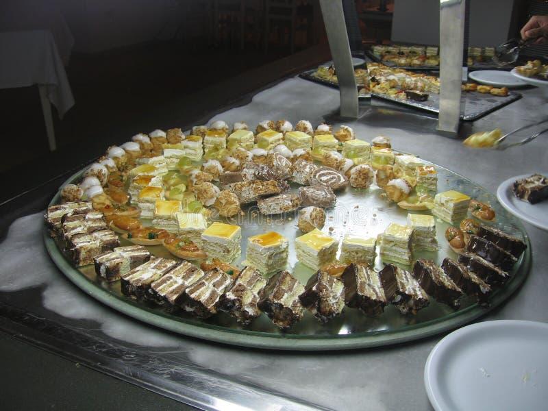 Tunezja - Śródziemnomorski jedzenie zdjęcia royalty free