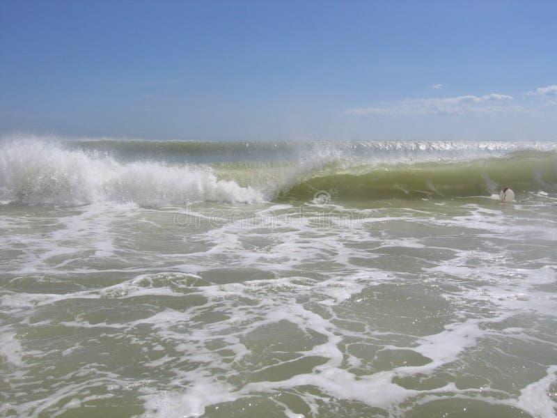 Tunezja - morze śródziemnomorskie obrazy royalty free