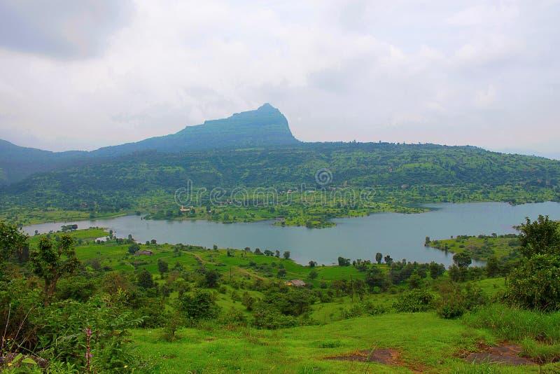 Tung Fort Maharashtra fotografering för bildbyråer