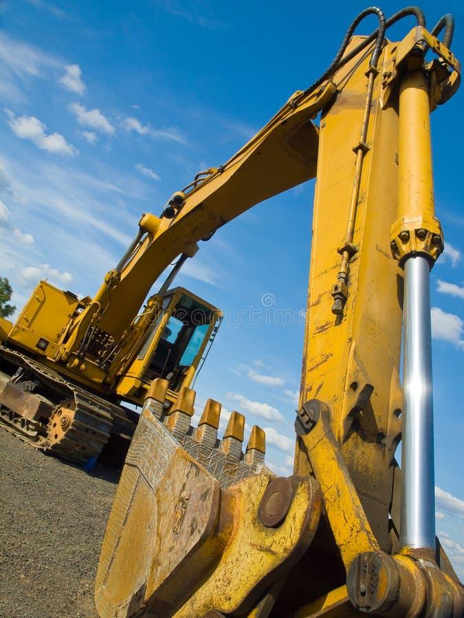 tung konstruktionsarbetsuppgiftutrustning royaltyfri fotografi