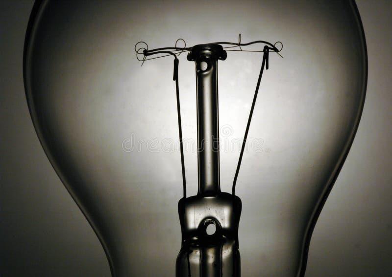 Tungsten Bulb. royalty free stock photos