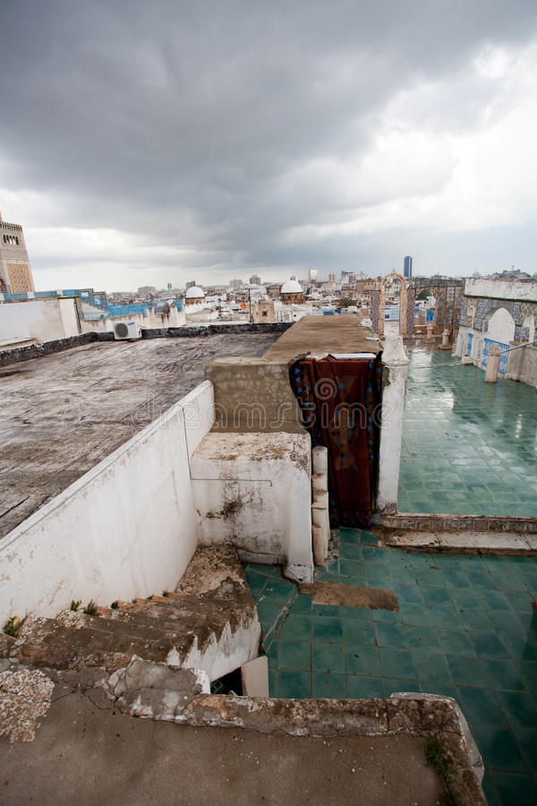 Tunis Royalty Free Stock Photography