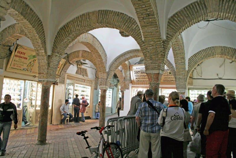Tunis market