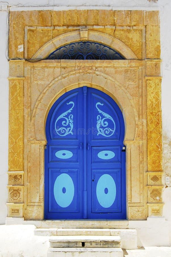 Download Tunisia doorway stock image. Image of beautiful, doorway - 27173835