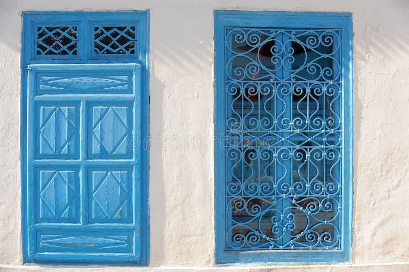 Tunisia. Sidi Bou Said royalty free stock photography