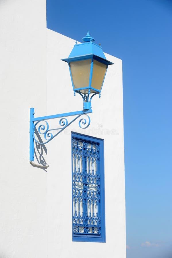 Tunisia. Sidi Bou Said stock image