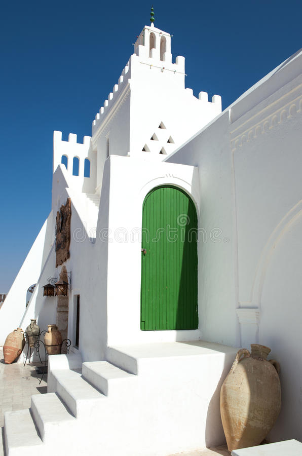 Tunisia. South of Tunisia, Djerba,the Guellala museum stock photos