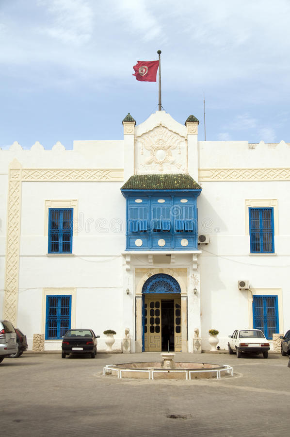 Download Tunisian Academy Sciences Letters Arts Carthage Stock Photo - Image: 25438002