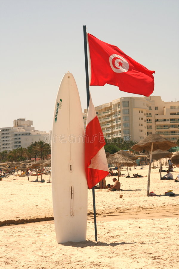 Tunisian beach