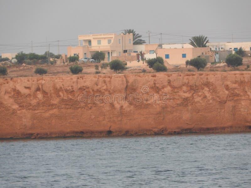 Tunisie Tunisie du Sud Ile de Djerba Houmt Souk Che Túnez de Le port de p Isla del sur de T?nez Djerba Houmt Souk Pesca fotos de archivo libres de regalías