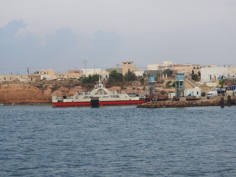 Tunisie. Tunisie du Sud . Ile de Djerba. Houmt Souk. Le port de p che Tunisia. South Tunisia Djerba island. Houmt Souk. Fishing. Port stock photo