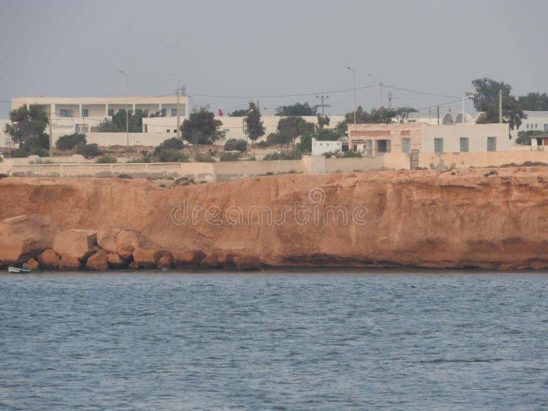Tunisie Tunisie Du Sud Ile de Djerba Houmt Souk Le portu De P che Tunezja Po?udniowa Tunezja Djerba wyspa Houmt Souk po??w zdjęcia stock