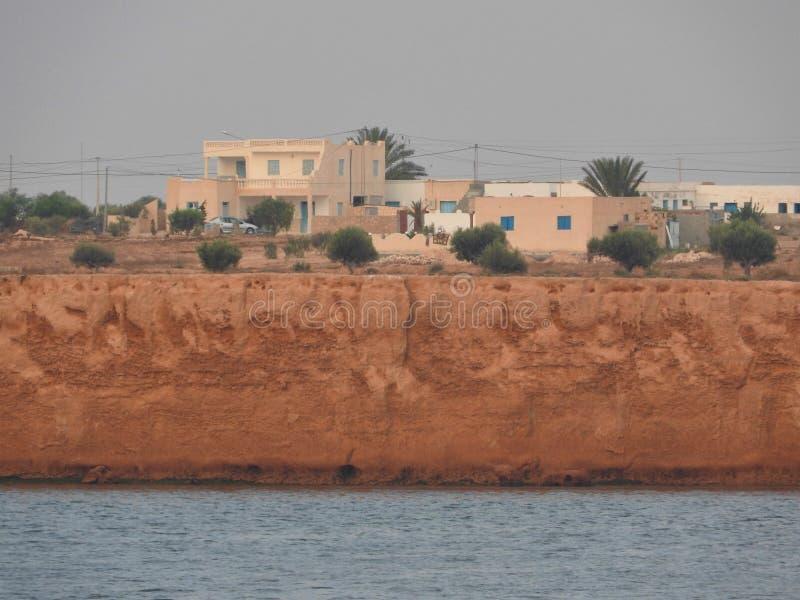 Tunisie Tunisie Du Sud Ile de Djerba Houmt Souk Le portu De P che Tunezja Po?udniowa Tunezja Djerba wyspa Houmt Souk po??w obrazy stock