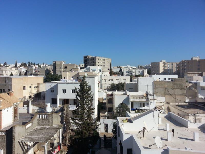Tunisien Le bardo royaltyfria foton