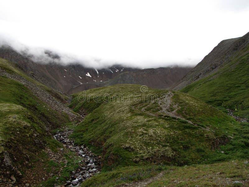 Tunka dolina zdjęcie stock