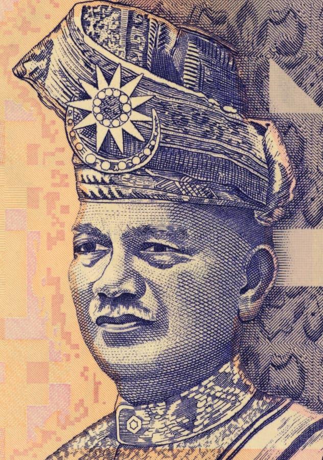 Tunku Abdul Rahman stock photo