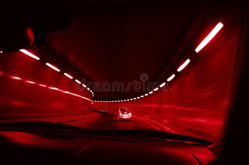 Download Tunnel stock image. Image of chasing, drive, light, driving - 1464077