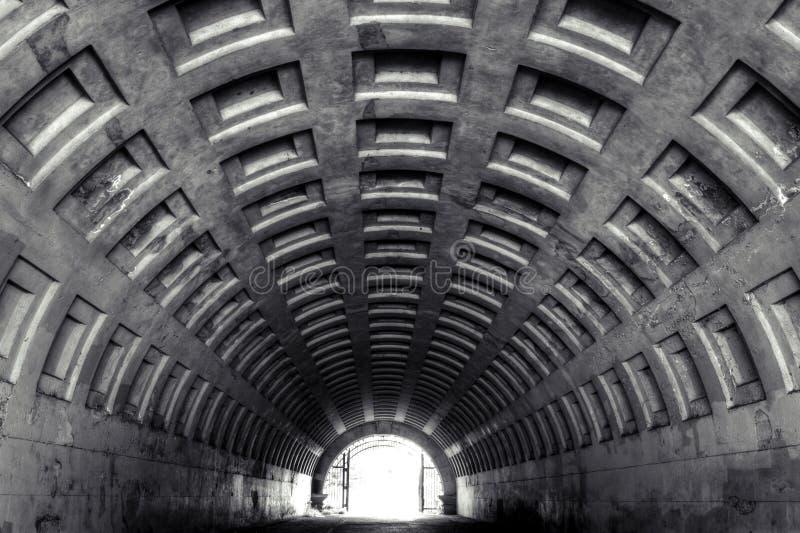 Tunnel stockfoto