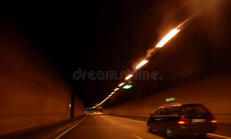 Tunnel Free Stock Image