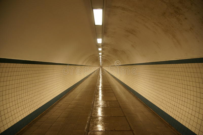 Tunnel stockbilder