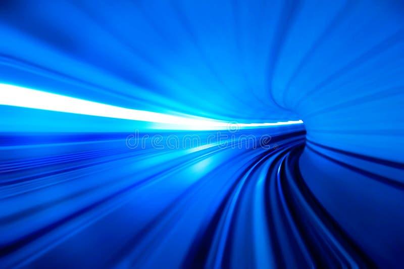 Tunnel illustration stock