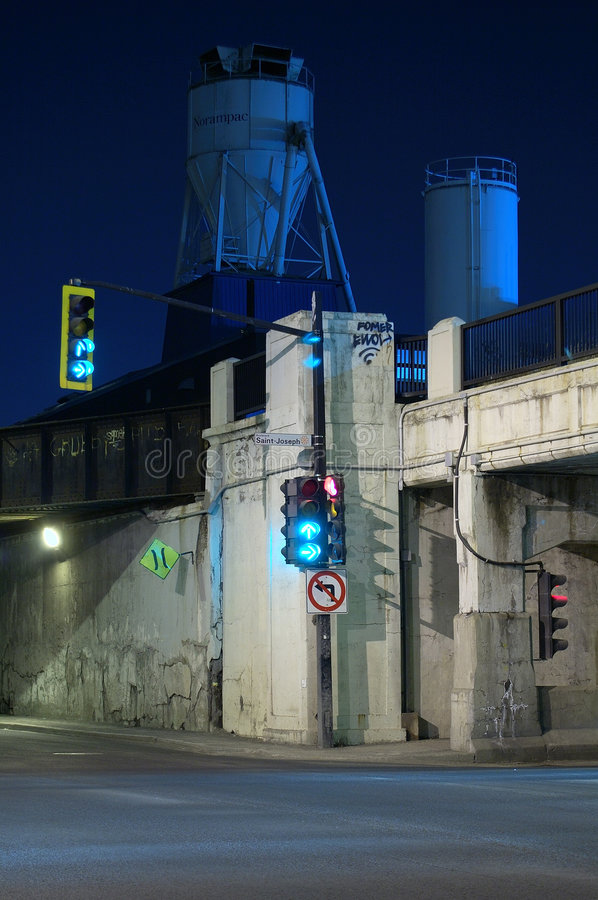 Download Tunnel Of The Death, Montreal, Canada (2) Stock Photo - Image: 630880