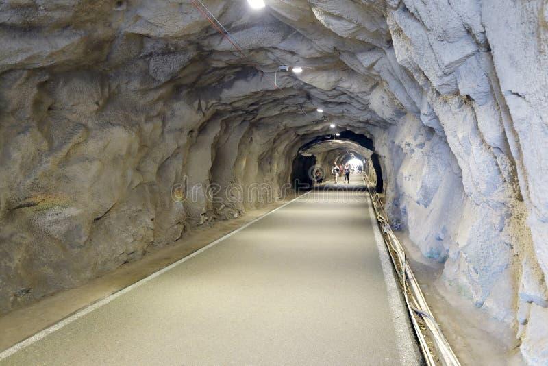 Tunnel di Gusheng fotografia stock