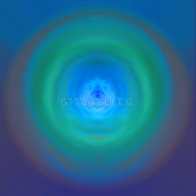 Download Tunnel of light stock illustration. Image of green, desktop - 2309006
