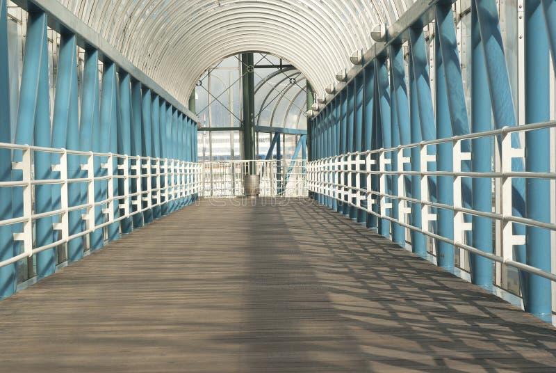 Tunnel for pedestrian