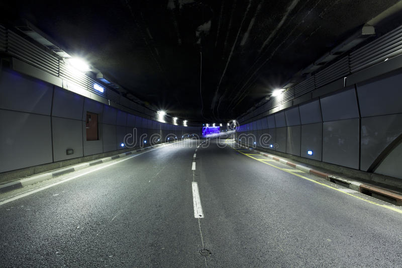 Download Tunnel  - Urban Highway Road Tunnel Stock Photo - Image: 21886096
