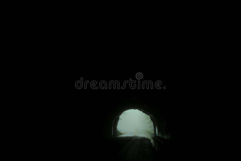 Tunnel in Virginia stock fotografie