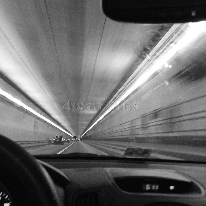 Tunnel Vision stock photos