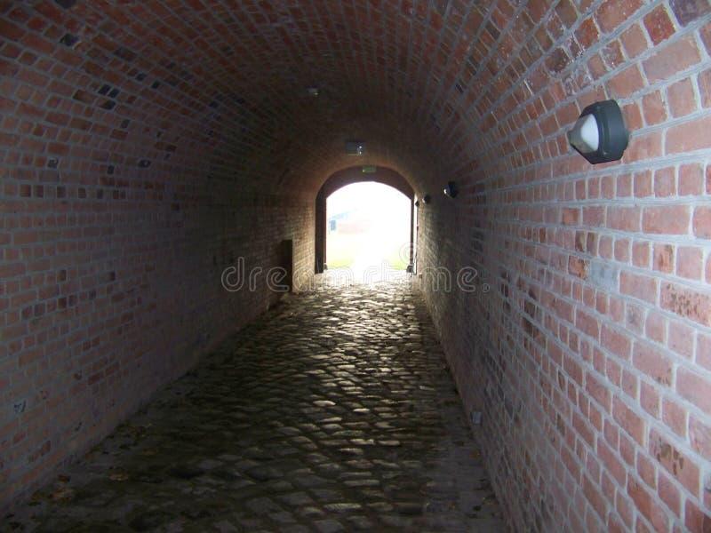 Tunnelen royaltyfria foton