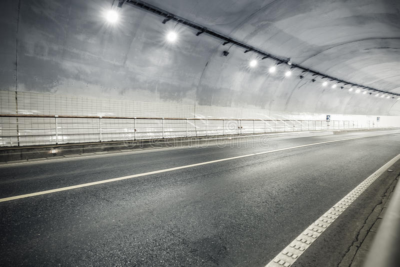 Tunnelinnenraumhintergrund lizenzfreies stockbild