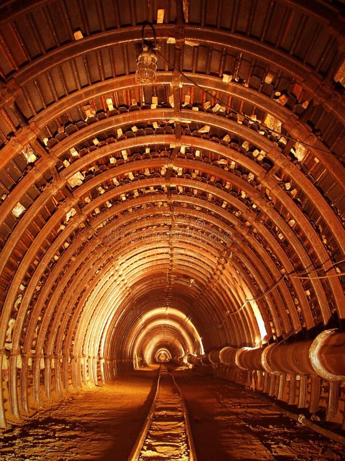 tunneltunnelbana royaltyfria foton