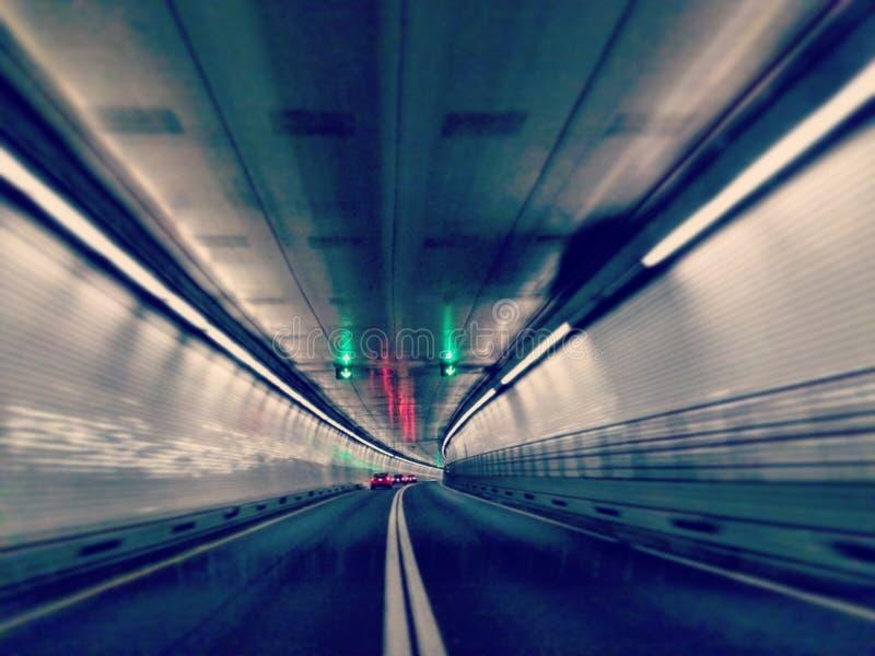 Tunnelvision arkivbilder
