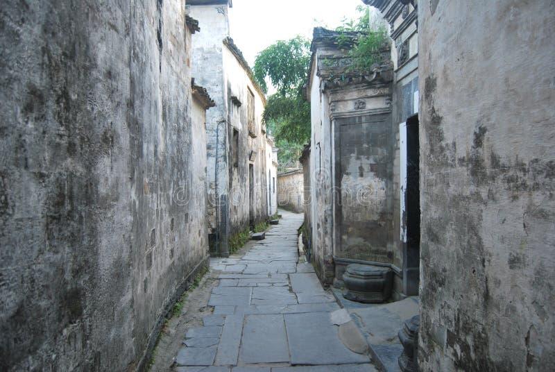 Tunxi miasteczko, Huangshan, Anhui, Chiny zdjęcia royalty free